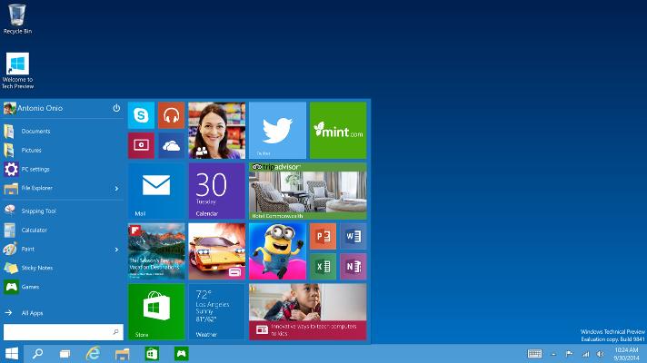Installazione da zero di Windows 10 gratis